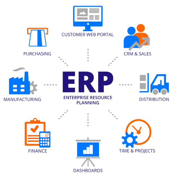 Erp Implementation Tdc International